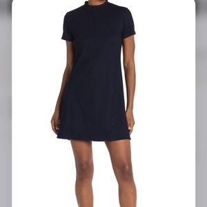 NWT TASH+ SOPHIE mock neck mini dress size M